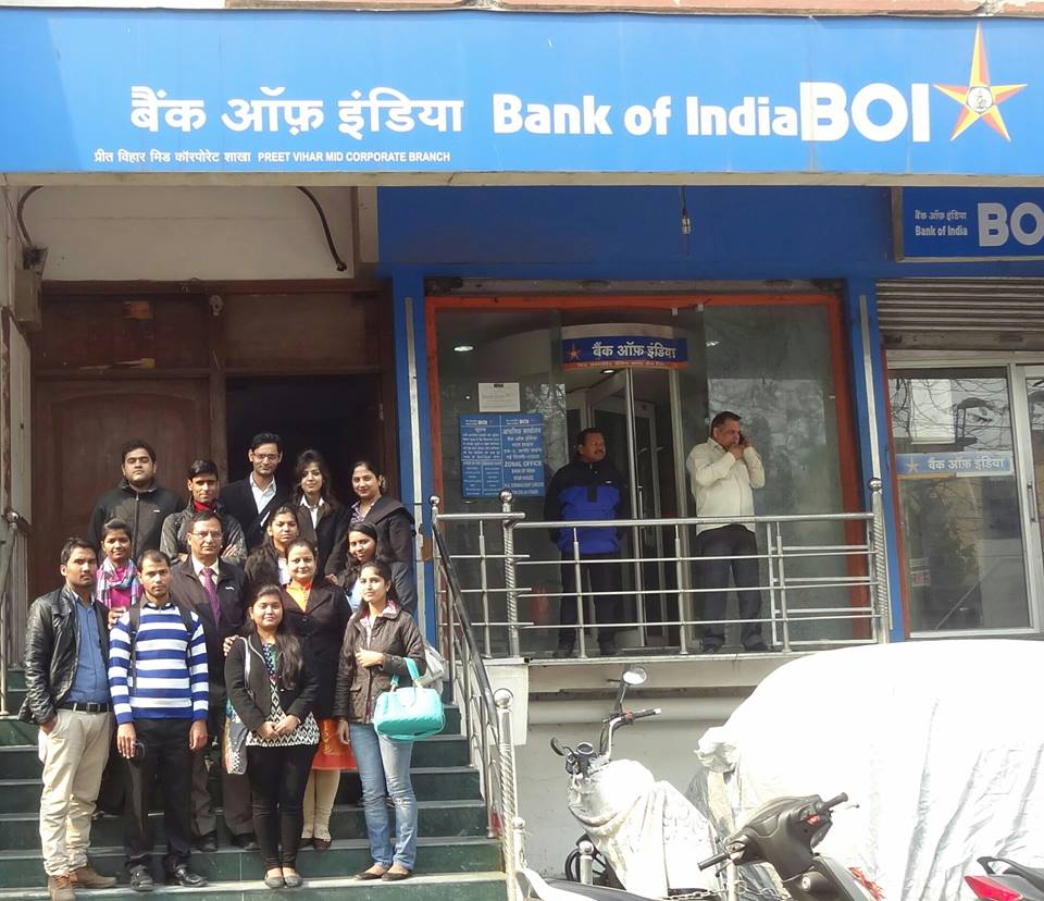 Professional Program in Commercial Banking training at ‪Bank of India