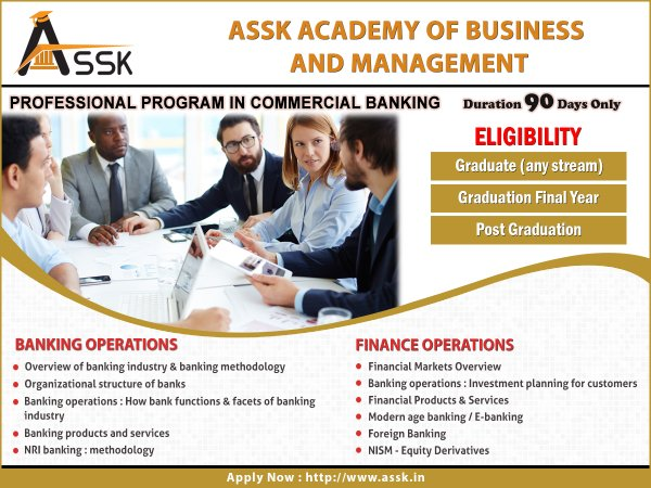 How to get a Job In Banking Sector and the Role of Banking Training