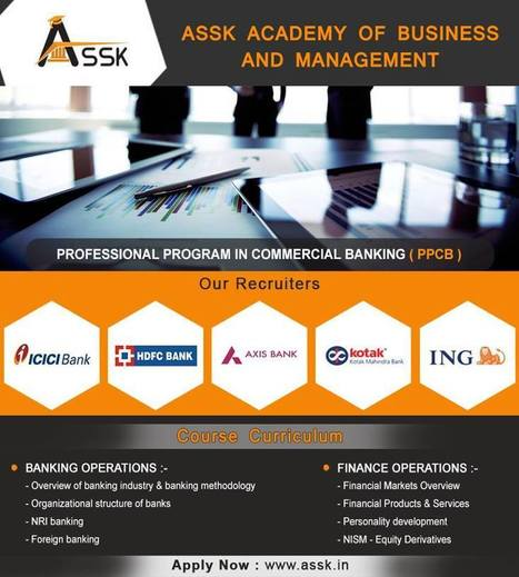 banking & finance courses